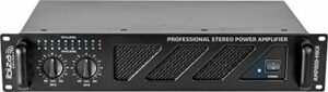 AMP800-MKII – Ibiza Sound – AMPLIFICATEUR DE SONORISATION 2 X 600W