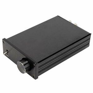 Amplificateur de Puissance Numérique avec Interface Stéréo, Alliage Haute Définition Sans Perte TPA3255 2.0 300W + 300W Stéréo