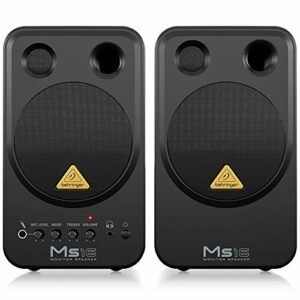 Behringer MS 16 Enceintes PC / Stations MP3 RMS 8 W