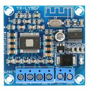 Carte amplificateur Audio Bluetooth 2 canaux Carte PCB Double face pour composant Audio d'équipement amplificateur