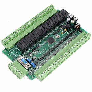 Carte de commande industrielle de PLC de contrôleur de température de contrôleur logique programmable avec 4AD 2DA pour FX2N