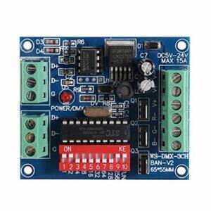 Contrôleur de décodeur, contrôleur Décodeur -20 ℃ – + 60 ℃ Décodage pratique léger