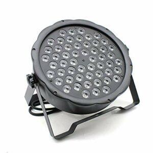Éclairage PAR à 54 LED – Éclairage de scène pour karaoké, discothèque, bar, etc.