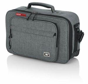 GATOR Cases GT-1610-GRY housse 16″x10″x4.5″ pour accessoires