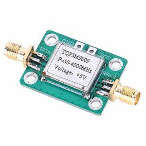 Jeanoko Module amplificateur à Faible Bruit de Haute fiabilité prcatical 1.3dB Carte à Large Bande RF pour Amplification à Gain Fixe