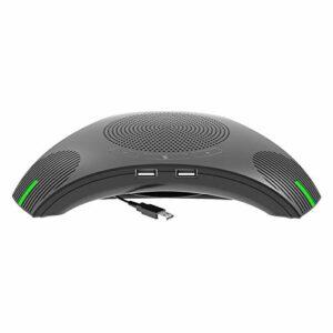 kdjsic G95 Mini USB Ordinateur de Bureau conférence Micro omnidirectionnel Micro Haut-Parleur pour réunion vidéo d'entreprise