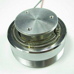 LITAO-XIE, 1pcs 2 Pouces résonance Président 50MM Vibration Basse Louderspeaker 4Ohm / 25W 8Ohm / 20W avec vis Massager Trou Haut-Parleur unité (Couleur : 8Ohm20W, Taille : 2)