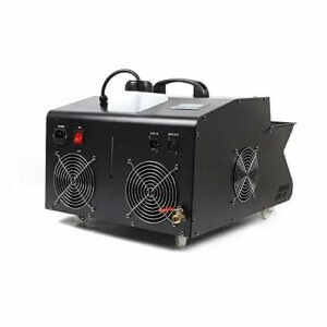 Machine à fumée portable à 9 LED RVB DMX512 – 3000 W