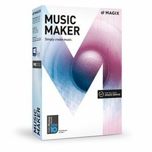 Music Maker – 2017 Plus Edition – La création musicale à la portée de tous