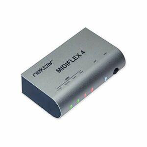Nektar MIDIFLEX 4 Interface MIDI USB