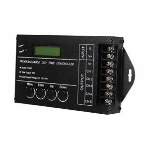Omabeta Temps de contrôleur de Temps LED programmable Programmable pour l'éclairage Domestique et Commercial