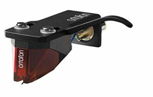 Ortofon 2M Red Auf SH-4 Headshell Black Moving Magnet Tonabnehmer