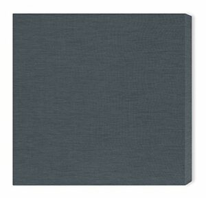 Panneau acoustique»Brushed Pro S»: 58 * 58 * 6.5cm, Gris