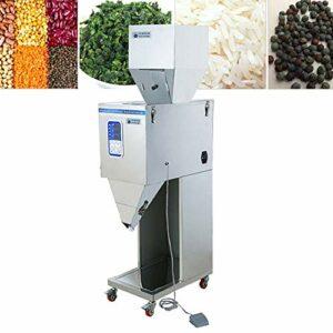 Poudre de particules Emballage Machine – Machine de remplissage automatique de poudre en acier inoxydable Machine de remplissage Quantitative Machine de pesage et remplissage de particules