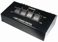 Sélecteur de haut-parleur lS-pour 4 paires/8–16 ohms