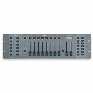 Showtec–SM8/2Contrôleur DMX 50700