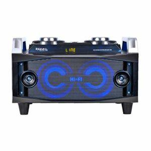 Système portable SPLBOX 120W USB SD FM Bluetooth