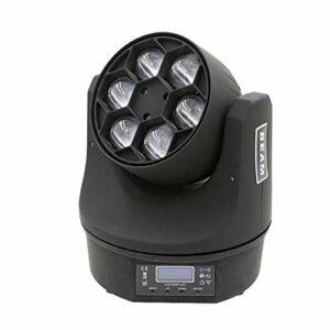 WNN-U Bee Eye Moving Head lumières de couleur de scène d'éclairage Kaléidoscope Gobo modèles Wash Lights Par son Activated contrôle professionnel WNN-U