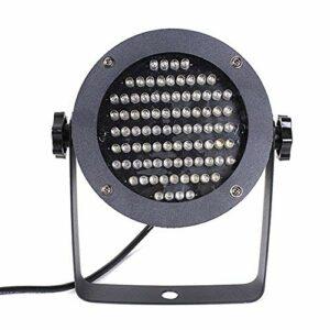 WNN-U DJ par les lumières, 86LEDs scène d'éclairage, Petit Spotlight, DJ Projecteur d'éclairage, Wall Washer Effet Multi-Mode de contrôle WNN-U