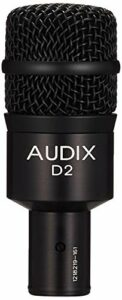Audix D2 Microphone dynamique pour Tom/Percussion