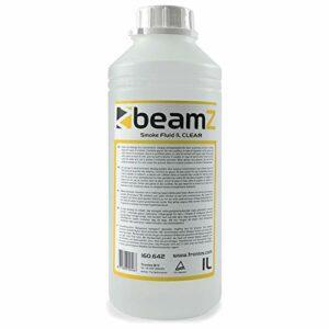 BeamZ liquide pour machine à fumée 5L – effet Co2, haute performance, ne laisse pas de résidus, biodégradable, non toxique pour la santé et l'environnement.