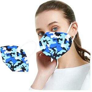 BIBOKAOKE Lot de 10 protège-dents unisexes pour le visage