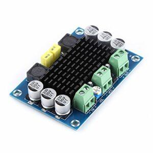 Bicaquu Protection Contre la surchauffe Module amplificateur de Puissance Carte amplificateur de Puissance Protection Contre Les surtensions pour l'industrie des Machines de Circuit de Commande