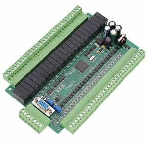 Carte de commande industrielle de PLC de contrôleur logique programmable avec 4AD 2DA pour FX2N