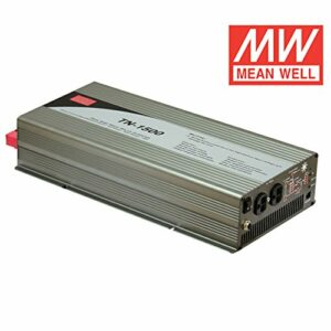 Convertisseur MeanWell TN de 1500–224B 1500W 24V/DC