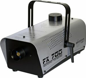 JB Systems FX700 Machine à fumée Gris