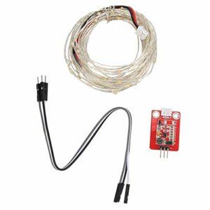 Jeanoko Module de Pilote de LED Module de Pilote de Source de lumière Froide pour la décoration de la pièce