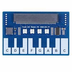Mini Piano Module TTP229 carte d'extension de musique Module de bricolage contrôleur tactile capacitif Interface I2C pour Micro: bit