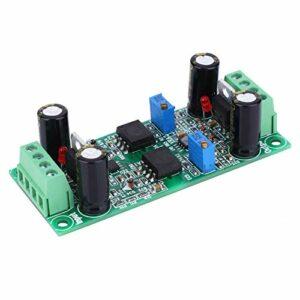 Module de Transmission d'isolation analogique Anti-interférence SALUTUYA, Module d'isolation de tension à double canal Stable, pour accessoire de Machine à graver(D-10V10V)