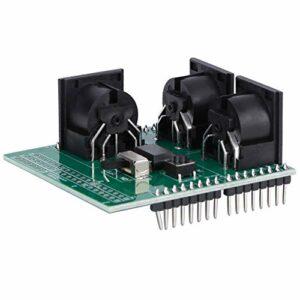Module MIDI, module de blindage, carte adaptateur MIDI, outil de test de réparation.
