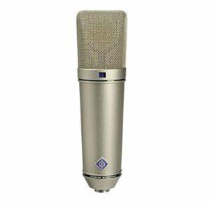 Neumann 7022 Microphone Argent