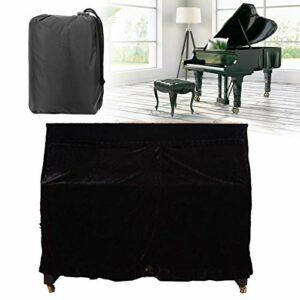Omabeta Protection complète imperméable d'appareil électrique de Tissu de Piano 153x35x110cm pour l'extérieur