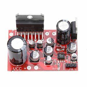 Petite carte d'amplificateur de puissance légère et fiable, carte d'amplificateur audio stable, haute qualité pour les instruments de musique d'amplification sonore d'équipement de musique