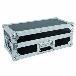Roadinger 059548 MCA-19 Flight-case pour Mixer Pro 4U Noir