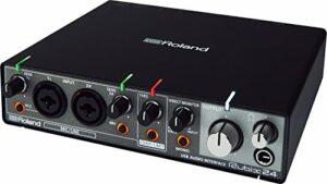 Roland Rubix 24/4-out Interface haute résolution