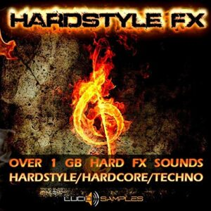 SAMPLES Sample Pack Hardstyle FX Pack, Sons Hardstyle, Effets Hardstyle, Sons Hardcore WAV Files DVD non BOX