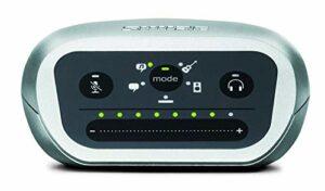 Shure Mvi-Ltg Interface Audio Numérique pour Microphones Ou Intruments, Plug Usbc, 5 Modes Dsp Préréglés, Capture Audio Haute Définition 24 Bit / 48 Khz