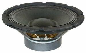 Skytec SP1000 Haut-parleur 10 pouces (25 cm) – 300 Watts max, Suspension dure, Bobine résistante à la chaleur, Aimant ventilé, Idéal pour enceinte HIFI ou HP de remplacement
