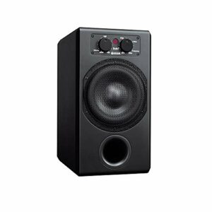 ADAM audio, Sub 7″ Woofer, Amp Power : 140 W RMS/210 W