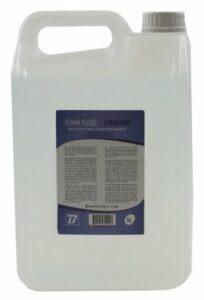 BoomToneDJ Foam Fluid Standard 5L Liquide pour Machine à Mousse