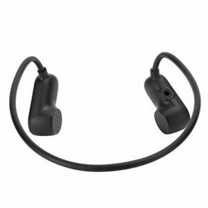 Casque de Sport Bandeau Enveloppant Design Professionnel Pratique à Utiliser Excellente qualité sonore Écouteurs à Conduction osseuse en Plein air pour écouter de la Musique Appel à la