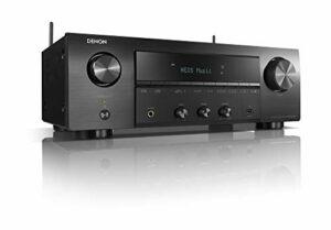 Denon DRA-800H Récepteur réseau stéréo 2 x 145 W UKW/Dab+,WLAN, HDMI, entrée Phono Noir