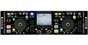 Denon Pro dnhd2500–Denon dn-hd2500Lecteur MP3/WAV Disque dur