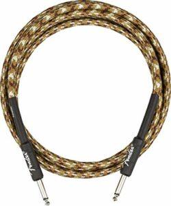 Fender® Câble d'instrument de série professionnelle – Jack droit – 3 m