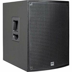 HK AUDIO – SHL SONAR-115SUBD – Enceintes amplifiées – 15″ 1,5 KW