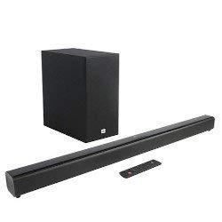 JBL Cinema SB260 Haut-Parleur soundbar 2.1 canaux 220 W Noir